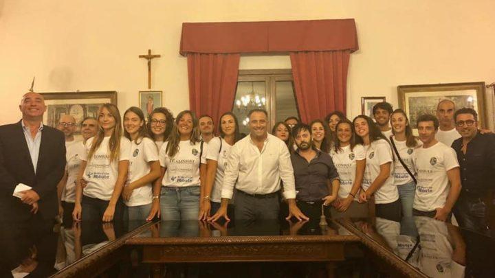 Presentata la squadra del Volley Terrasini